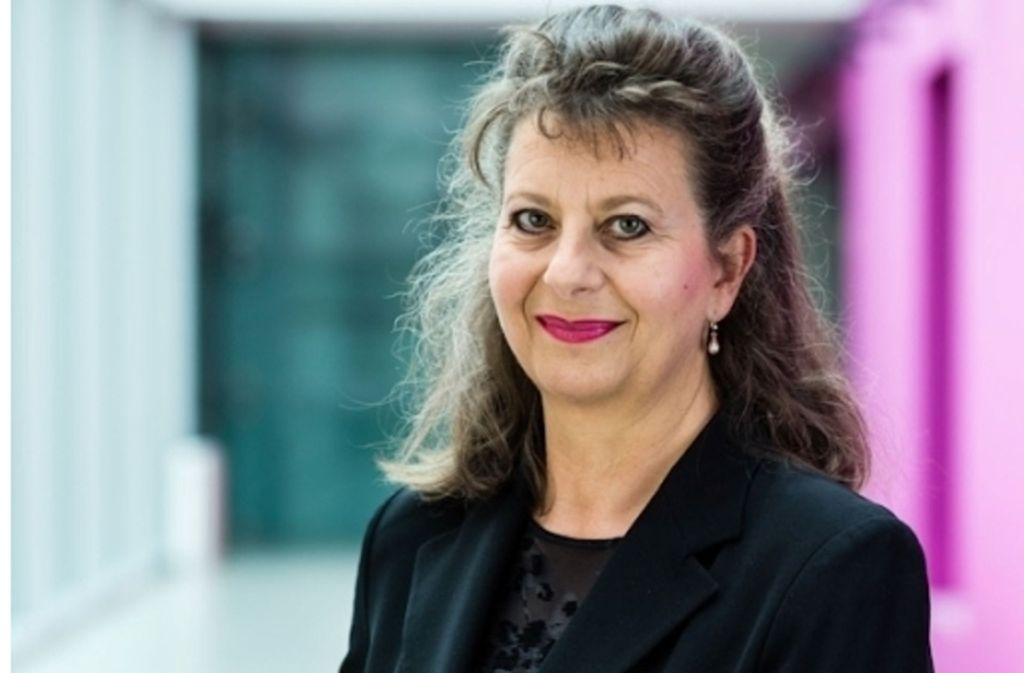 Fachfrau für zeitgenössische Vokalmusik: die Sopranistin Angelika Luz Foto: die arge lola