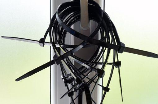 Kabelbinder-Attacke war wohl Scherz unter Freunden