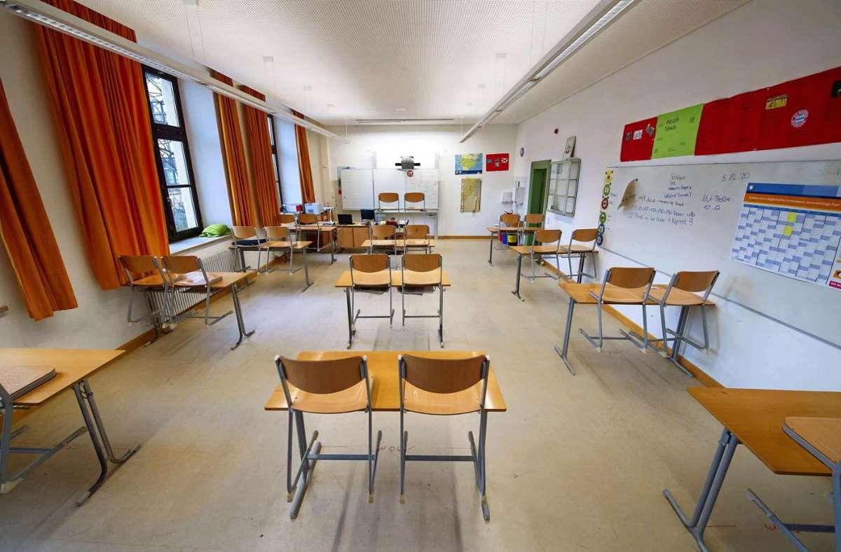 Längst nicht alle Kinder und Jugendlichen im Südwesten können sich auf eine Rückkehr an ihre Schulen freuen (Symbolbild). Foto: dpa/Sven Hoppe