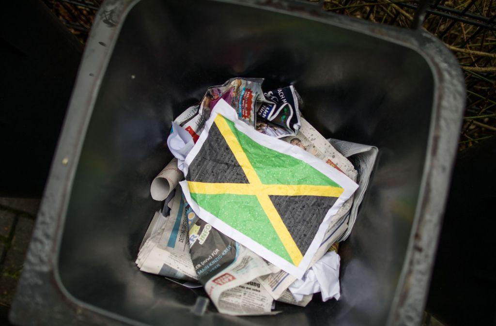 Die Jamaika-Koalition ist gescheitert. Foto: dpa