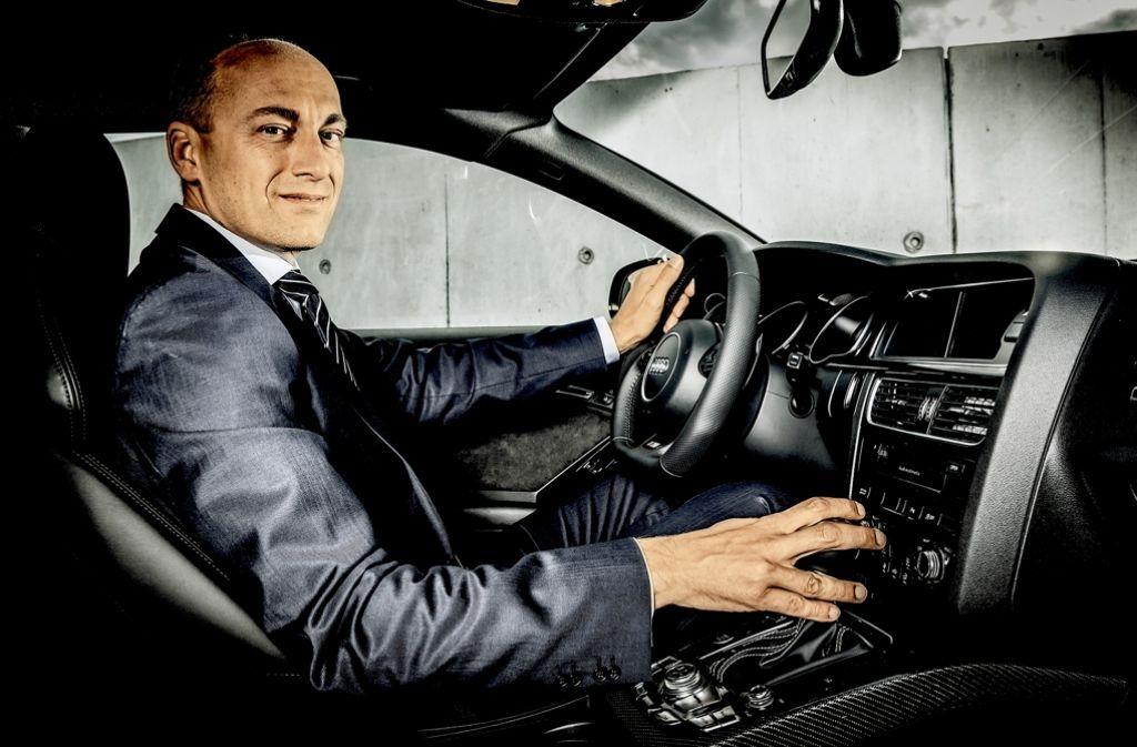 Ist seit Anfang dieses Jahres Technikvorstand bei Audi: Stefan Knirsch Foto: Audi AG