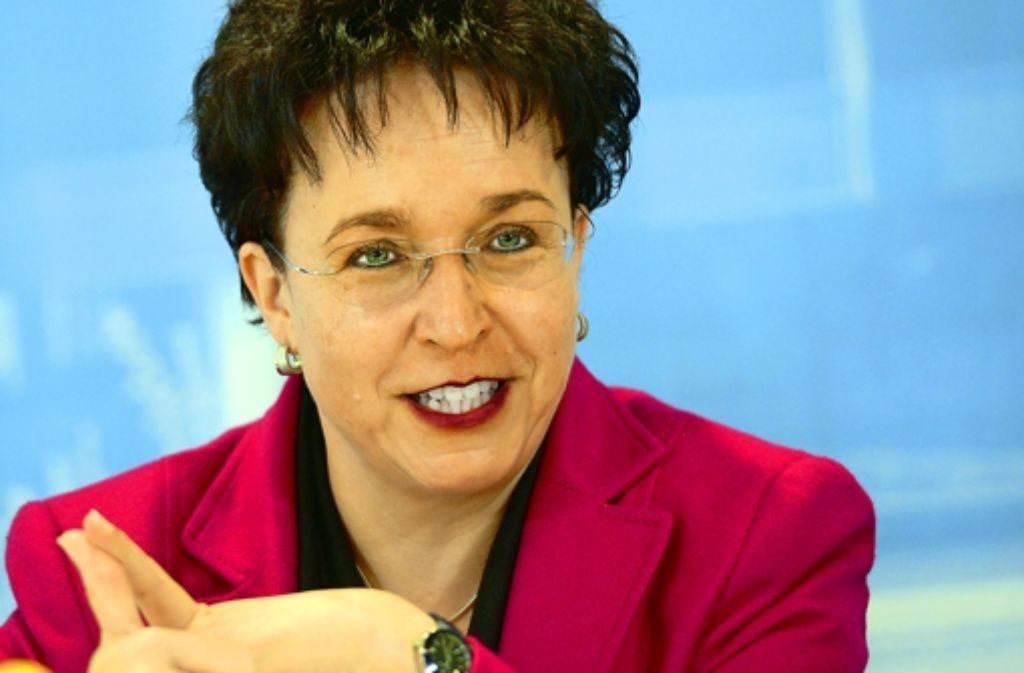 Birgit Homburger ist noch bis Samstag Landesvorsitzende der FDP. Foto: dpa