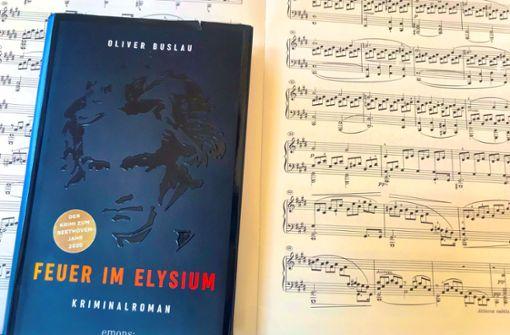 Der historische Krimi zum Beethoven-Jubiläum