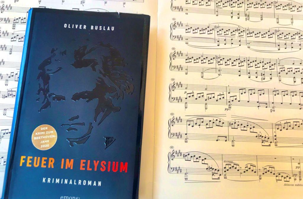 """Wer klassische Musik mag und historisch interessiert ist, wird mit """"Feuer im Elysium"""" seine Freude haben. Foto: Lukas Jenkner"""