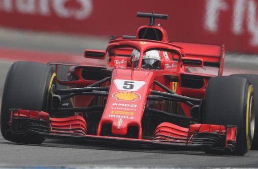 Ferrari hat 38 PS mehr als Mercedes