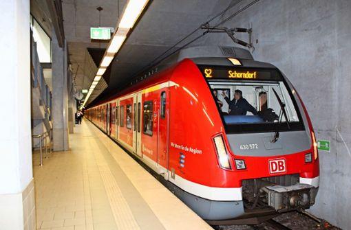 Demos gegen S-Bahn-Sperrung bahnen sich an