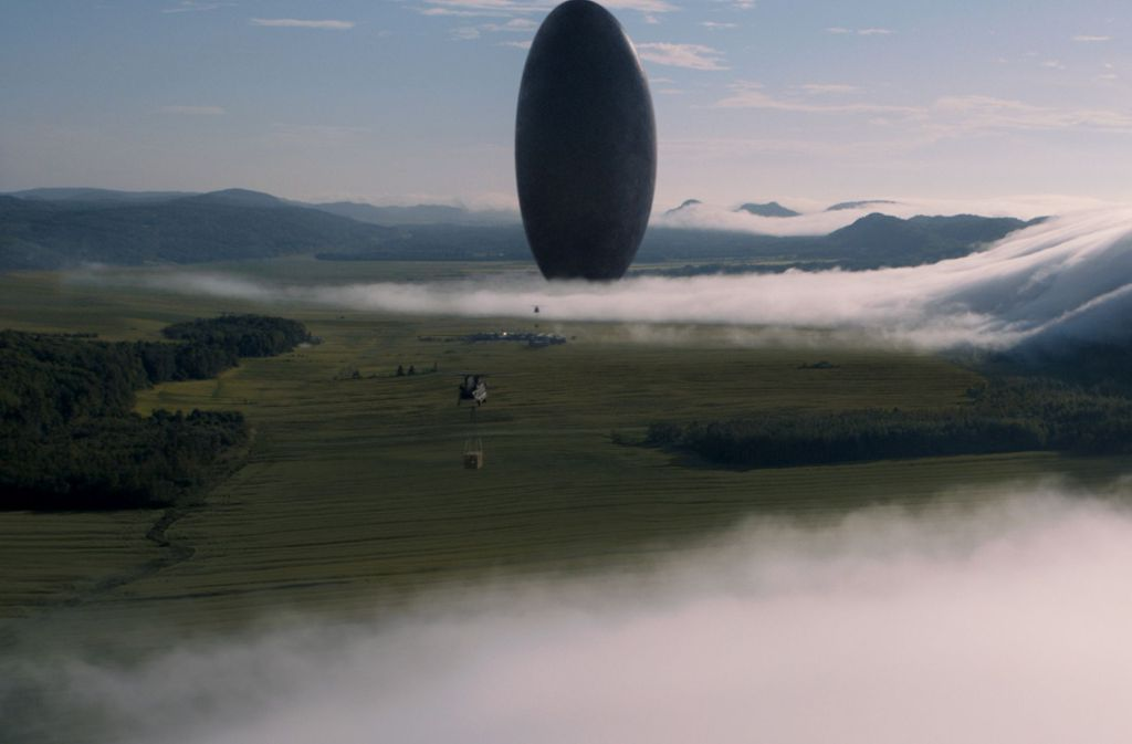 ... ganz anders aus als in militaristischer Science Fiction.  Foto: Sony Pictures