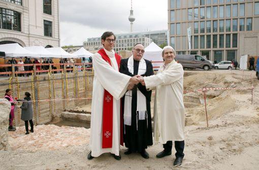 Berlin, Petriplatz – interreligiös
