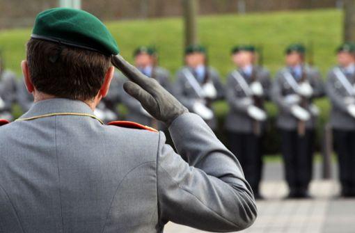 Soldaten in Uniform dürfen gratis ICE und IC fahren