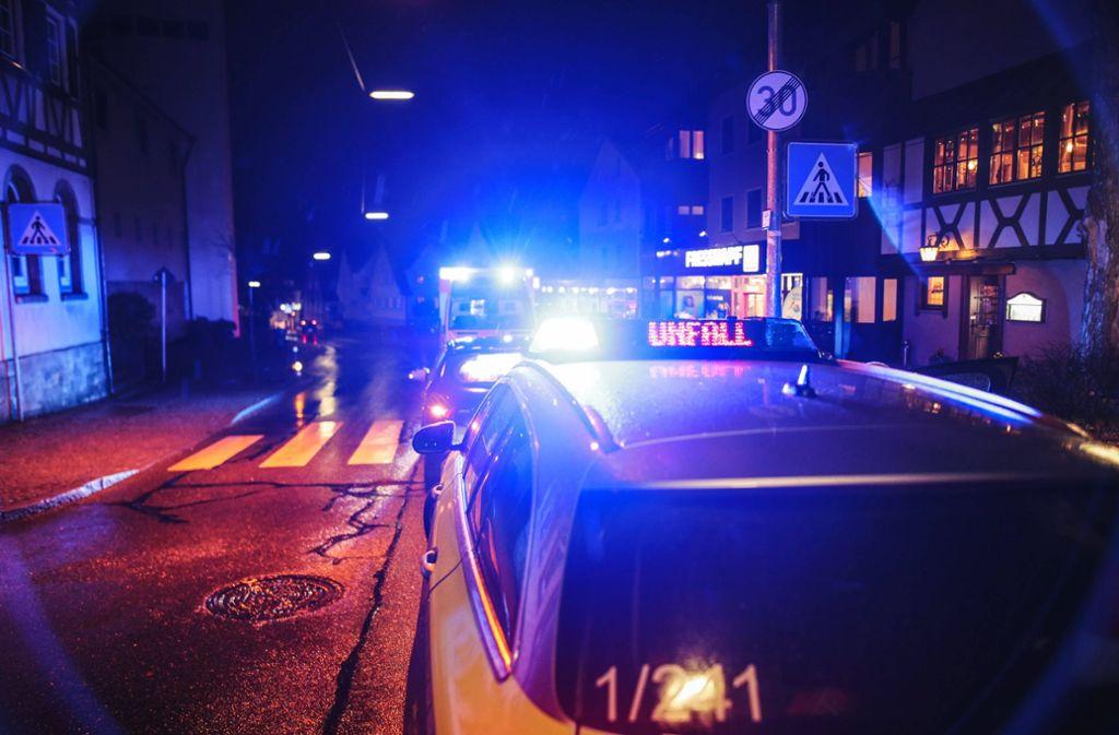 Der 44-Jährige wurde bei dem Unfall schwer verletzt. Foto: 7aktuell.de/David M. Skiba