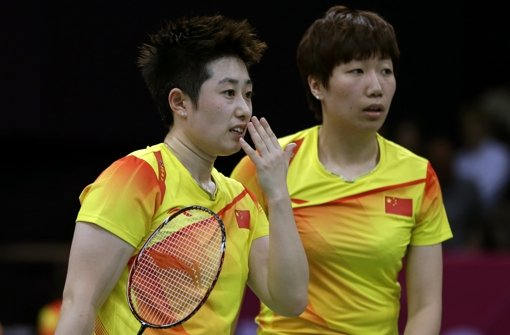 Skandal bei Badmintonturnier