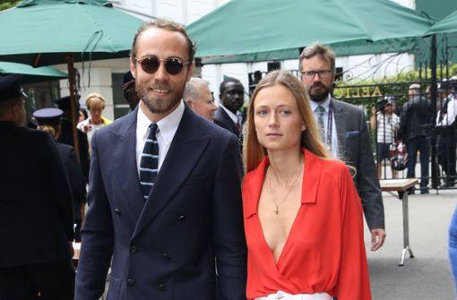 Herzogin Kates Bruder hat geheiratet