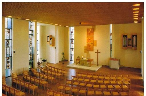 Kirchenjubiläum auf dem  Stumpenhof