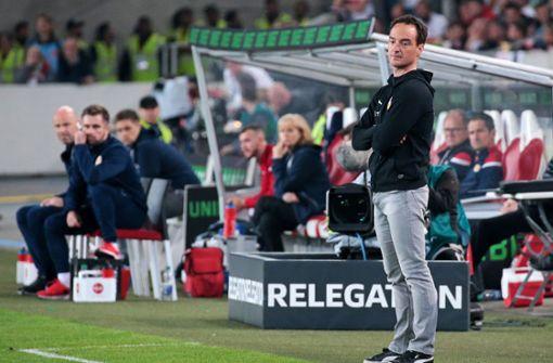 """Stimmen zum Relegations-Hinspiel: """"Es ist erst Halbzeit"""""""