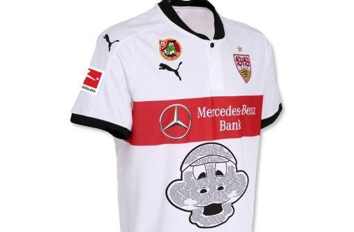 Gegen den FC Augsburg kommt Fritzle aufs Trikot