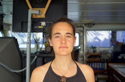 Sea-Watch-Kapitänin: Bundesregierung hat mich alleine gelassen