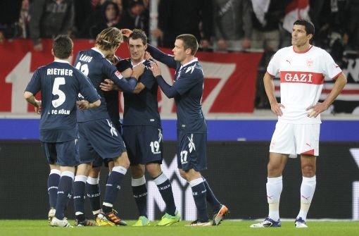 Der VfB verschenkt den Sieg