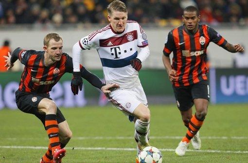 Zehn Bayern erhalten sich Viertelfinal-Chance