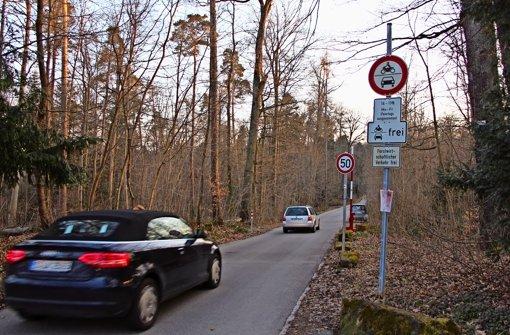 Buowaldstraße ist Thema vor Gericht