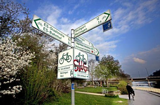 Grünes Licht für Radschnellweg