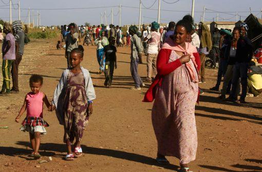 Gefechte in Tigray gehen  weiter
