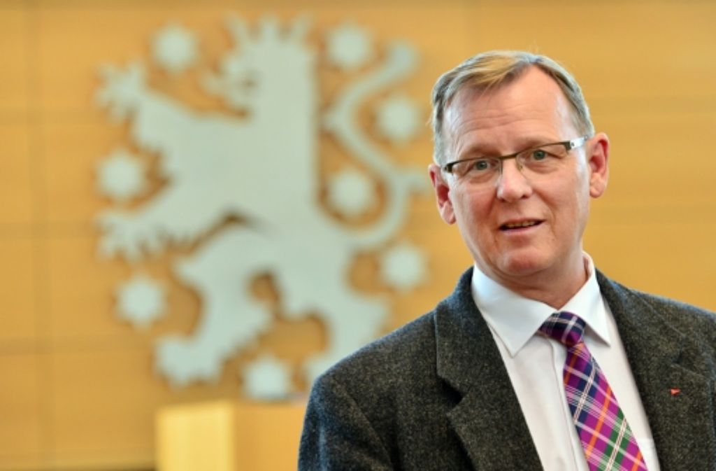 Thüringens Ministerpräsident Bodo Ramelow Foto: dpa