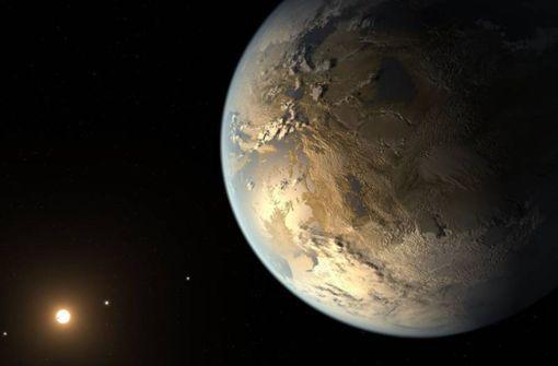 Existieren  noch  bessere Welten als die Erde?