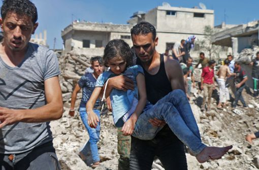 Assads Sieg rückt näher