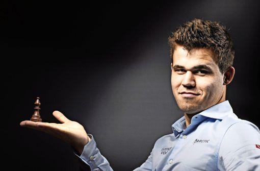 Wer fordert Schachgenie Carlsen heraus?