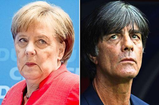 Zwei Topmanager in der Krise