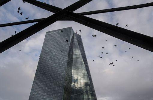 EZB hält Leitzins von null Prozent