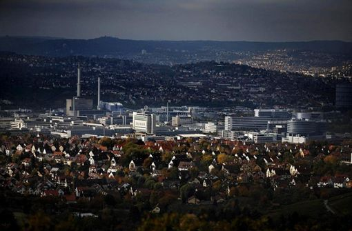 Brexit trifft Region Stuttgart besonders stark