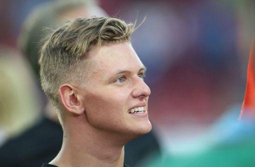 Sohn von Michael Schumacher weiterhin in Formel 3