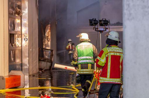Oldtimer bei Werkstattbrand beschädigt – 500.000 Euro Schaden