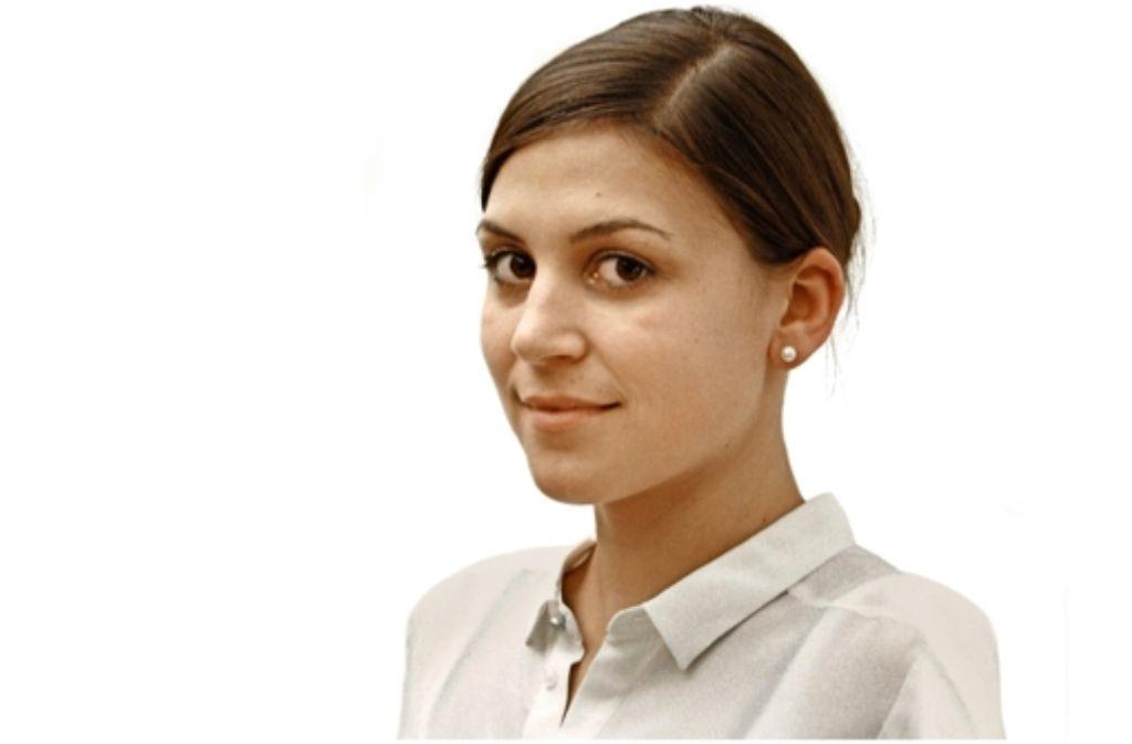 Theresia Richter (27) promoviert an der Universität Stuttgart. Foto: privat