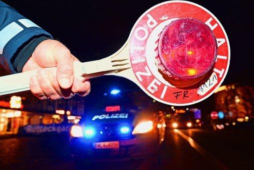 Vom 1. Mai an wendet die Polizei bei Verkehrsverstößen ein  neues Regelwerk an. Foto: dpa