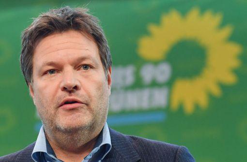 Robert Habecks Geduld mit Tübingens Oberbürgermeister  ist erschöpft