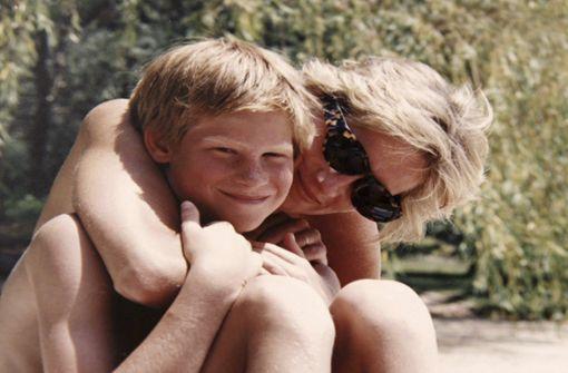 Prinz  Harry und das Vermächtnis seiner Mutter