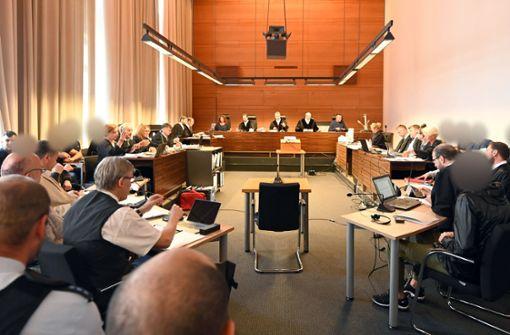 Drohungen gegen Justiz  im Prozess um Gruppenvergewaltigung