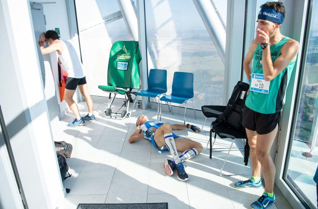 Insgesamt waren rund 1000 Athleten angetreten. Foto: dpa