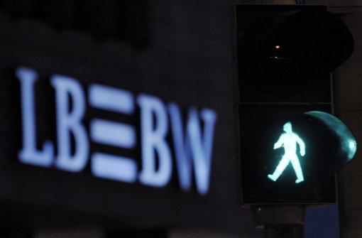Um die städtische  Beteiligung an der LBBW wird hart gerungen. Foto: dapd