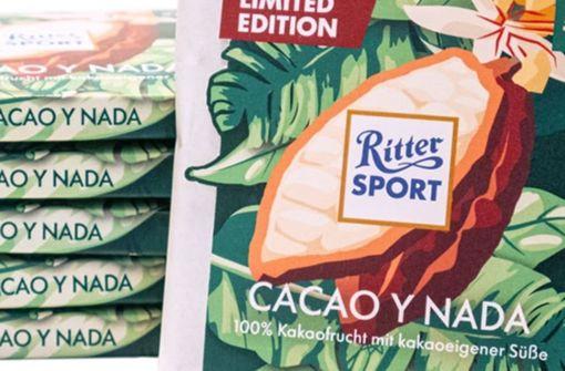 Schokolade von Ritter Sport darf nicht Schokolade heißen