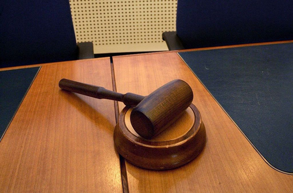 Im Landgericht Aalen wird ein verstörender Fall verhandelt (Symbolbild). Foto: dpa