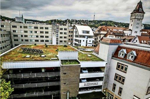Rathausgarage wird abgerissen