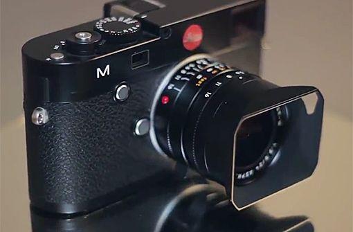 Leica M Videoansicht