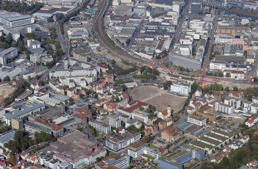 Wie dicht kann man in Stuttgart bauen?
