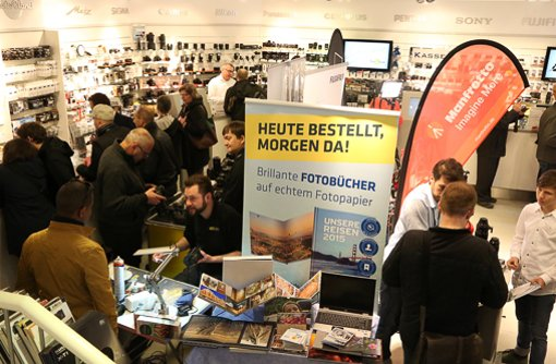 Frühlings-Hausmesse bei Photo Planet