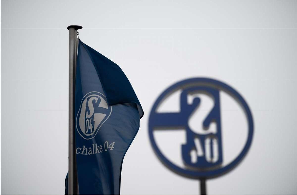 Corona-Fall beim FC Schalke 04 (Symbolbild) Foto: dpa/Fabian Strauch