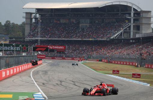 Kommt die Formel 1  ohne Zuschauer?