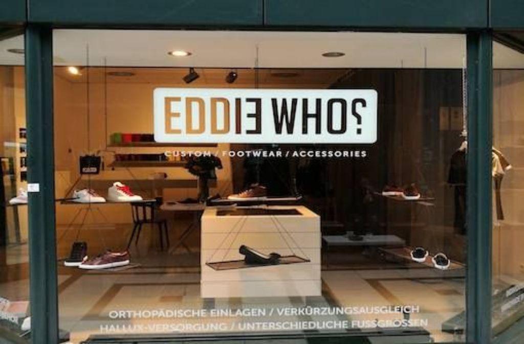 Neu im Fluxus: Schuhe nach Maß von Eddie Who? Foto: Laura Müller-Sixer
